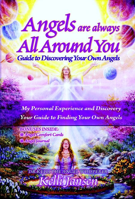 Angel Whisperers Book